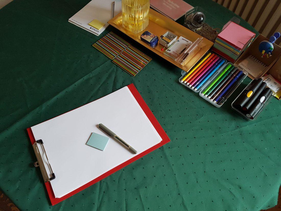 Der grüne Tisch